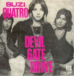Devil Gate Drive... Otro de los sencillos de éste Lp