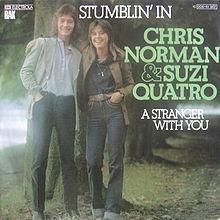 """""""Stumblin' In"""" - 1978"""