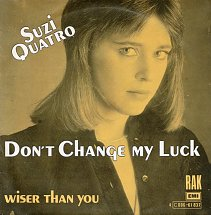 """Don't Change My Luck"" - 1979"