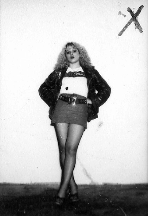 falda corta-nancy