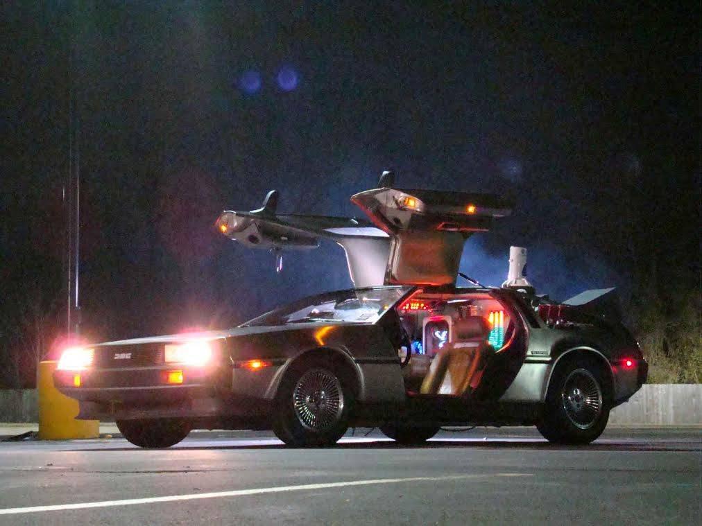 delorean-coche